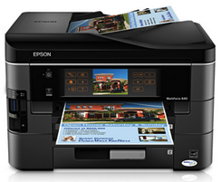 Epson WorkForce 840 Driver Download - Windows, Mac