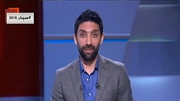 برنامج اكسترا تايم 4/7/2018 اسلام الشاطر 4/7
