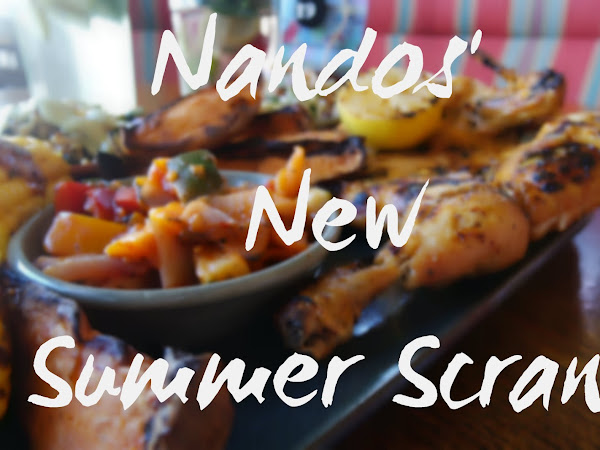Nandos' New Summer Scran