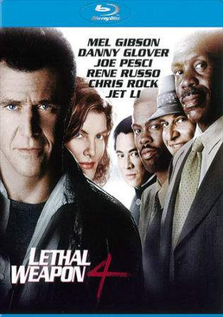 Lethal Weapon 4 (1998) BRRip 400Mb Hindi Dual Audio 480p Watch Online Full Movie Download bolly4u