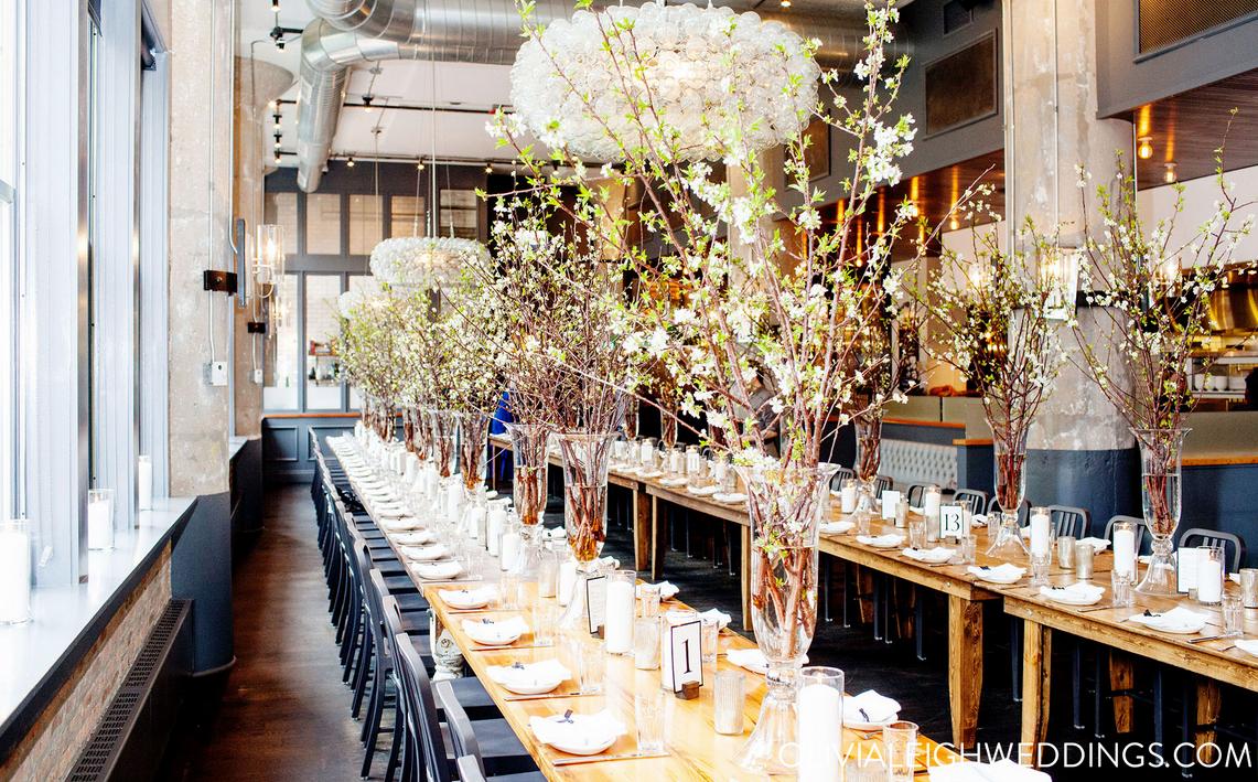 The kitchen Chicago Wedding Venues
