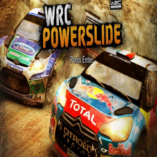 Free Download WRC Powerslide Game Full Version