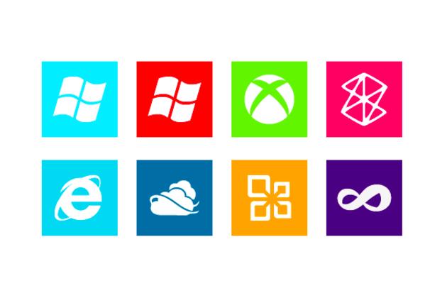Logo Windows 8: Very Popular Logo: Logo Windows 8 (Part 04