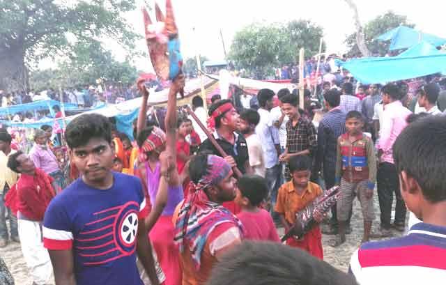 Sapahar village fair