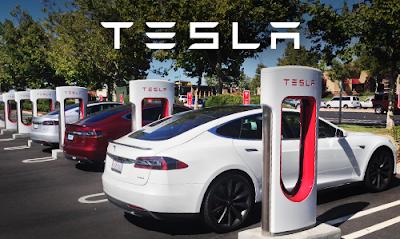 Tesla Supercharger The Dalles Oregon