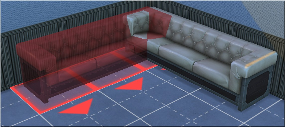move objects on sims 4