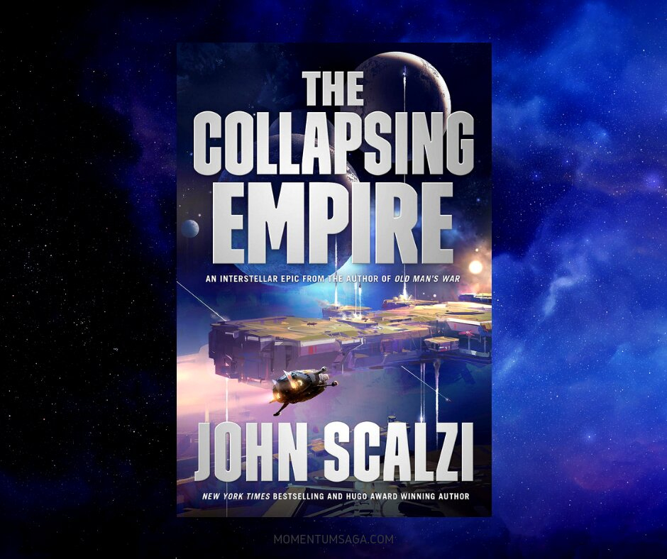 Resenha: The Collapsing Empire, de John Scalzi