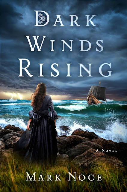Cover Reveal for Dark Winds Rising!