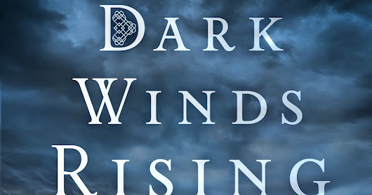 Cover Reveal: Dark Winds Rising by Mark Noce