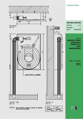 Abrigo para hidrante em pdf