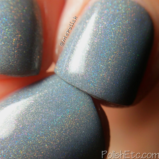 Cirque Colors - The Warby Parker Collection - McPolish - Fear and Loathing in New York macro