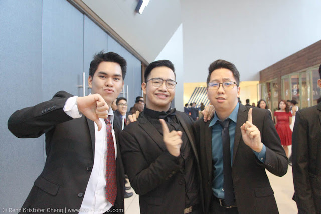 Gerone Tolention, Emil Ong and Renz Cheng - FSRM