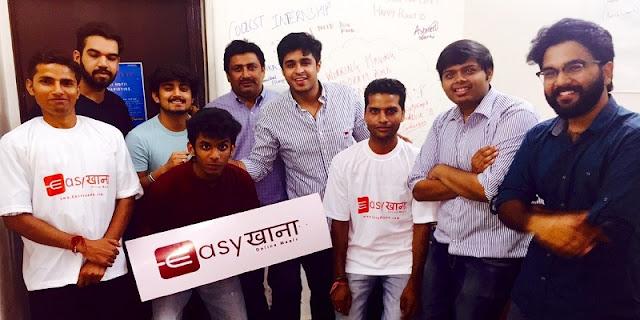 EasyKhaana Team Pic