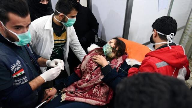 Siria exige a ONU condenar 'sin dilación' ataque químico en Alepo