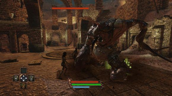Download Demonicon PC Game The Dark Eye  Demonicon-RELOADED