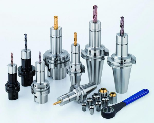 Đầu kẹp HSK A là loại đầu kẹp dụng cụ cắt chính xác tốt và phổ biến nhất hiện nay.