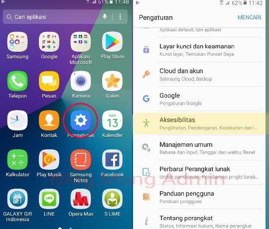 Cara Menonaktifkan Fitur TalkBack Untuk Semua Merk Android (Bersuara Saat Layar Disentuh)