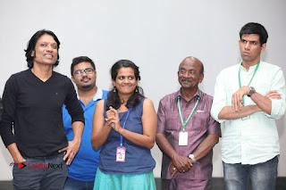 Iraivi Team Pos at 14th Chennai International Film Festival Event  0024.jpg