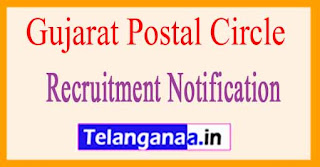 Gujarat Postal Circle Recruitment Notification 2017