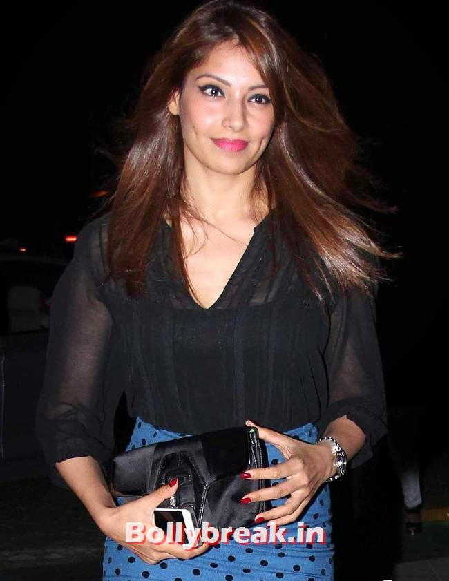 Bipasha Basu, Bipasha Basu, Shilpa Shetty at Yauatcha Restaurant