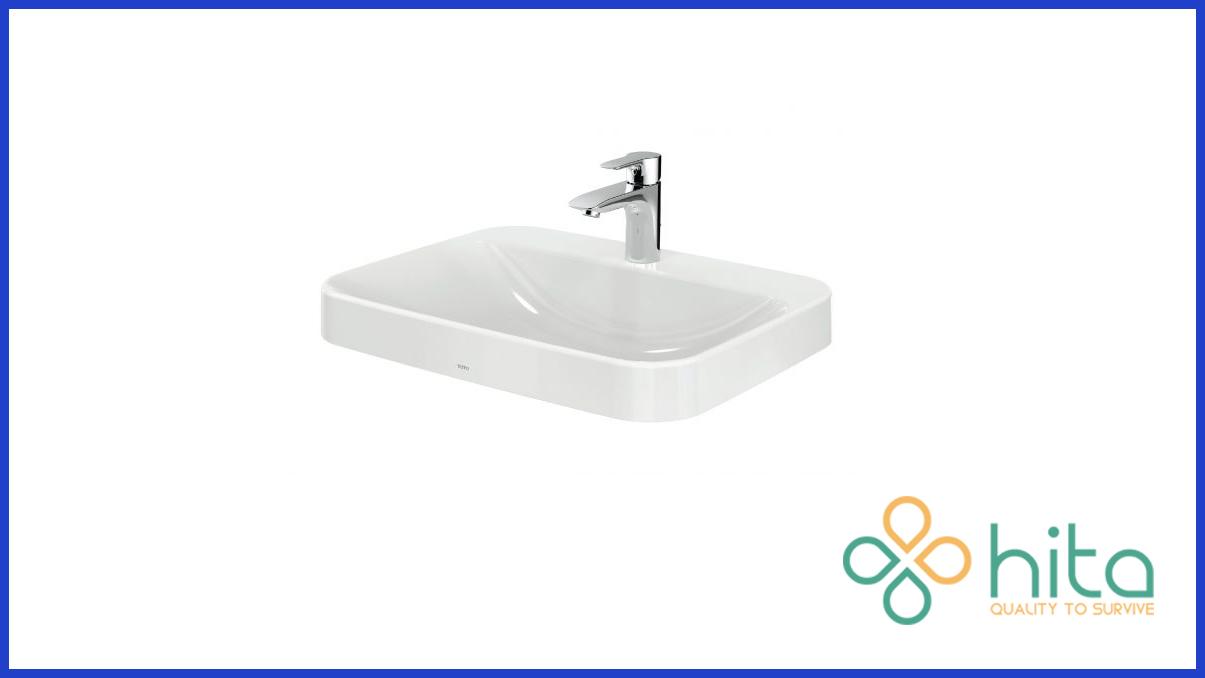 Thiết bị vệ sinh Toto nhập khẩu giá tốt nhất TPHCM 2018 chậu rửa toto liền bàn