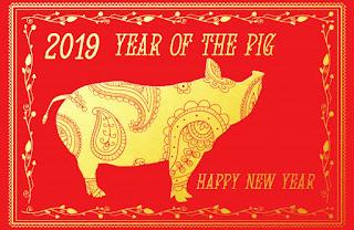 Chinese New Year Animal | 2019 Year Of PIG | Chinese New Year | Chinese New Year 2019 | Chinese New Year Picture | Chinese New Year Wallpaper | Chinese New Year Picture | Chinese New Year Festival |  Chinese New Year Greetings