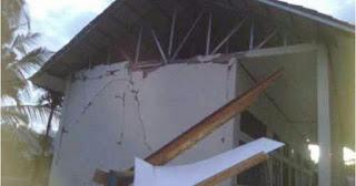 Akibat Gempa Aceh, Kegiatan Belajar Dihentikan