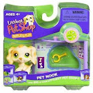 Littlest Pet Shop Pet Nooks Spaniel (#347) Pet