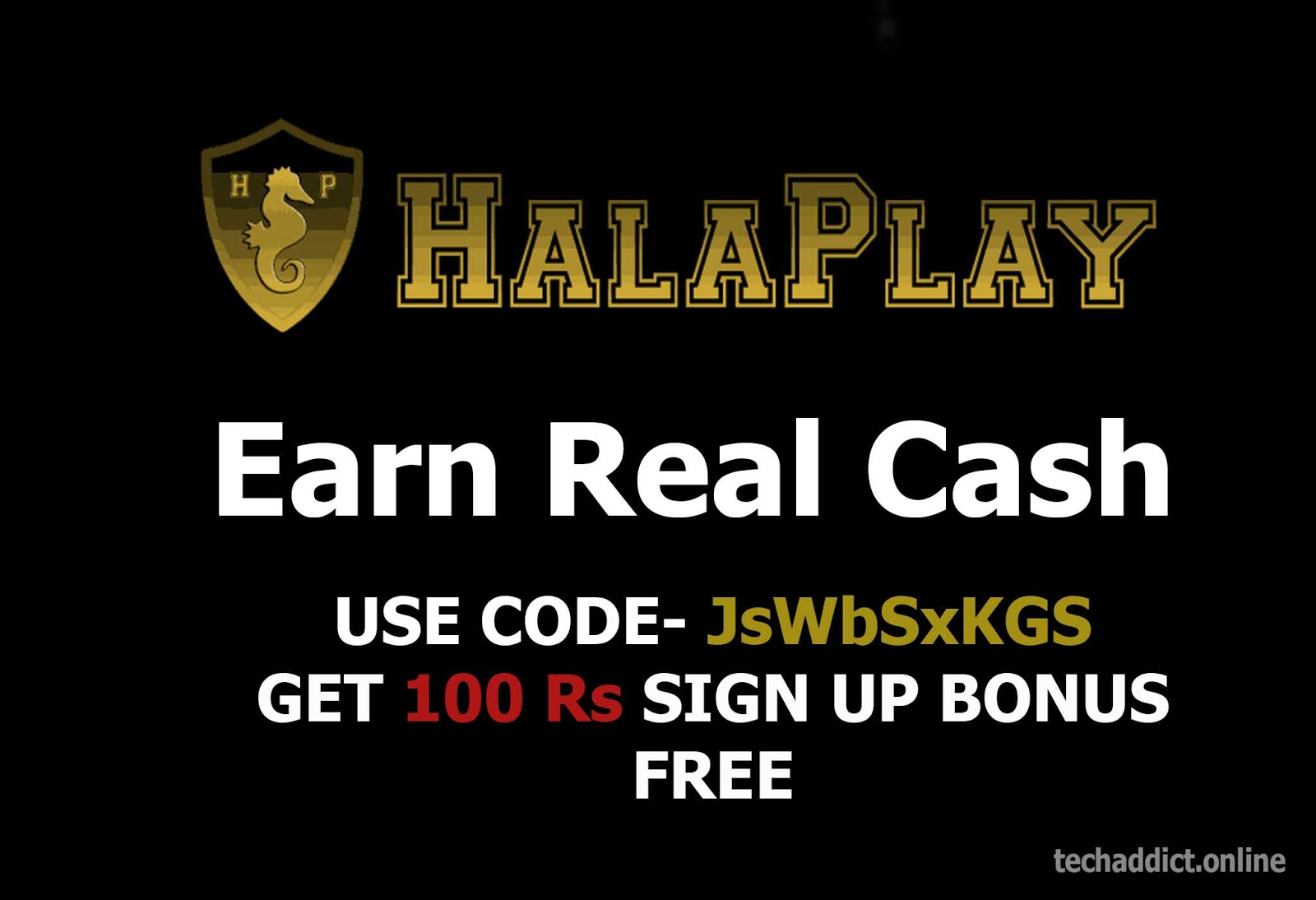 HalaPlay App Fantasy Cricket: Get Rs 100 on Signup and Rs 50