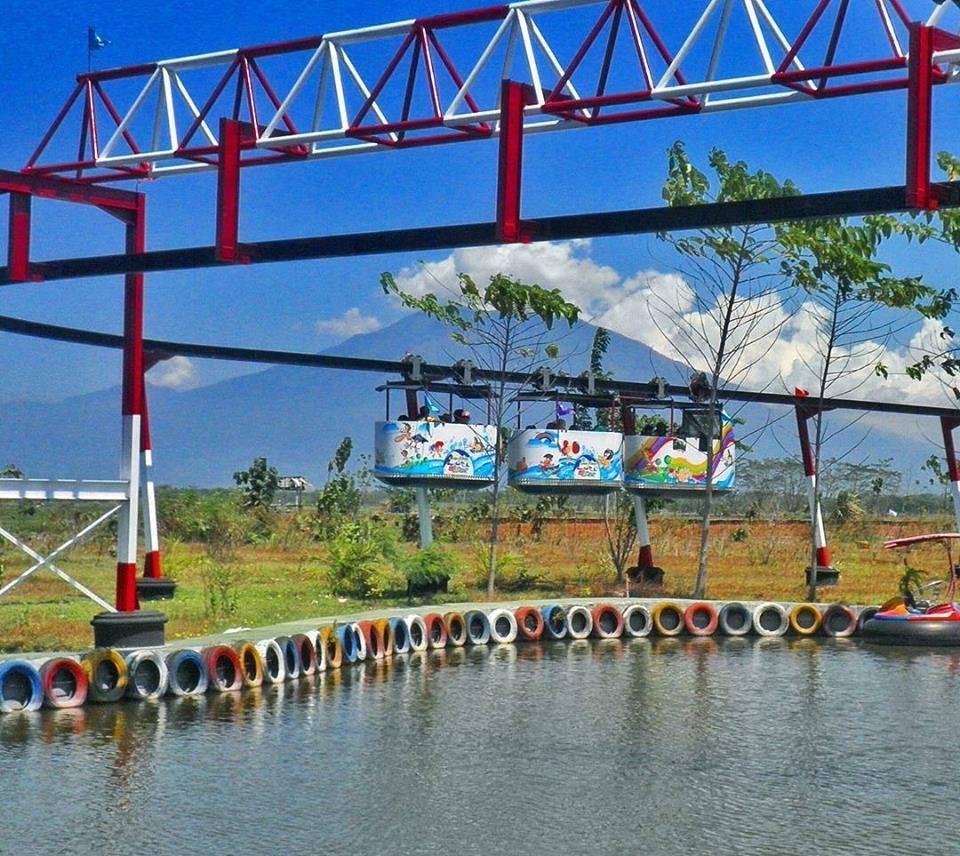 Sugeng Rawuh di Tirtonirmolo Waterpark Ngawi - RADAR DJOWO