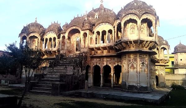 ramgarh, shekhawati, heritage, Ramgarh Shekhawati, Open Art Gallery, Safar Shekhawati Ka, Pawan Kumar Tailor, PK Ki Pathshala, राजस्थान, सीकर, रामगढ़ शेखावाटी, रामगढ़ सेठान, ओपन आर्ट गैलेरी, शेखावाटी, ऐतिहासिक हवेलियां, प्राचीन छतरियां, पैंटिंग्स, झुंझुनू, सीकर, चुरू, गोयनका, सिंघानिया, पोद्दार, मोरारका