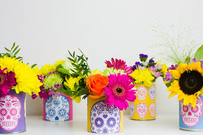 free printable day of the dead decorations
