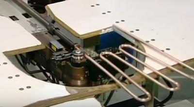 трубка фреонопровода льдогенератора