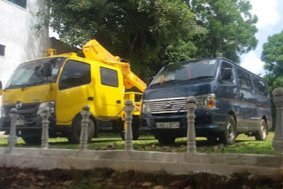 NSS chairman arrested for misuse of state vehicles