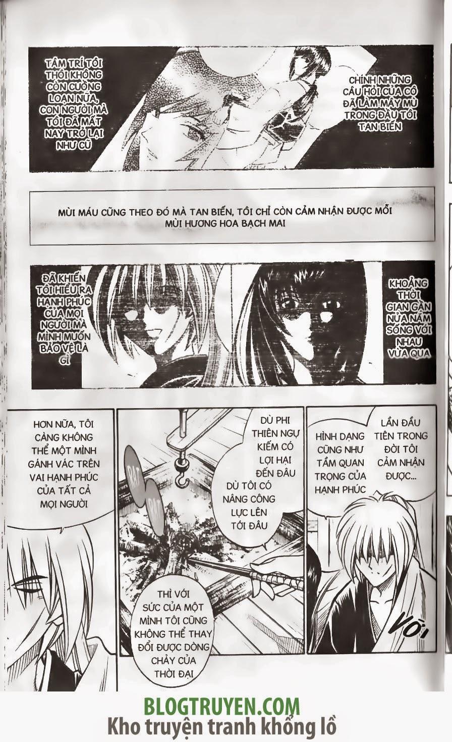 Rurouni Kenshin chap 174 trang 14