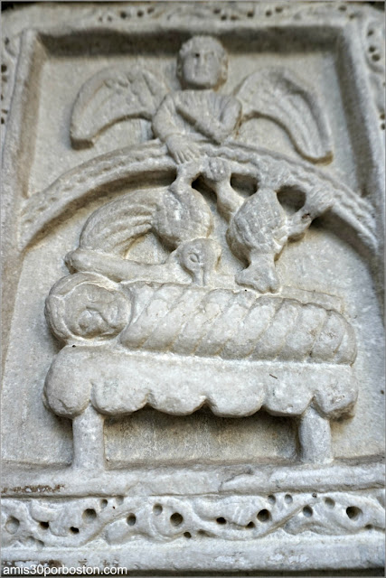 Decoraciones Macabras del Castillo Hammond, Gloucester