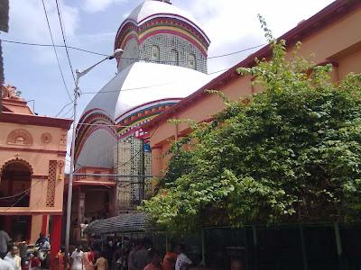 कोलकाता यात्रा- कालीघाट मन्दिर, मेट्रो और ट्राम