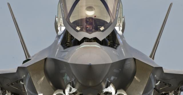 Αμερικανοί βουλευτές ζητούν να μην παραδοθούν τα F-35 στη Τουρκία