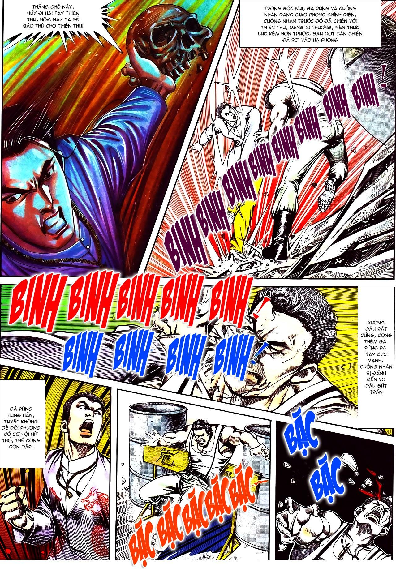 Người Trong Giang Hồ chapter 116: bình minh ló dạng ái tình tan vỡ trang 2