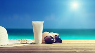 une protection solaire pour les sportifs