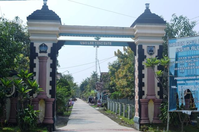 Gapura Masjid Minimalis Terbaru Media Informasi Musholla Syeh Subakir Desain Gapura Masjid Musholla