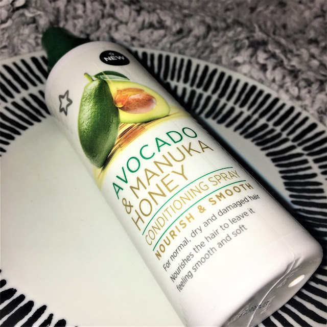 Superdrug Avocado & Manuka Honey Conditioning Spray