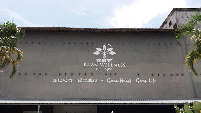 Kuan Wellness Ecopark @ Tanjung Sepat