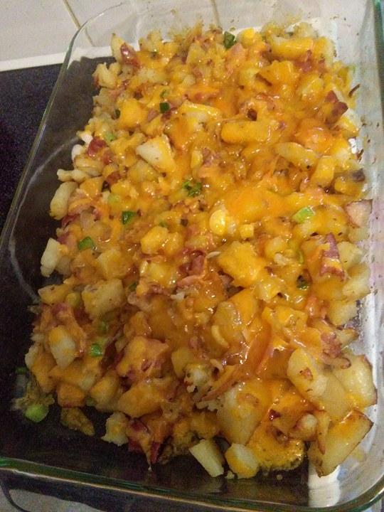 Partageons nos secrets de cuisine patates fromage bacon for Secrets de cuisine