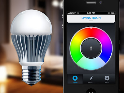 LIFX - The Light Bulb Reinvented
