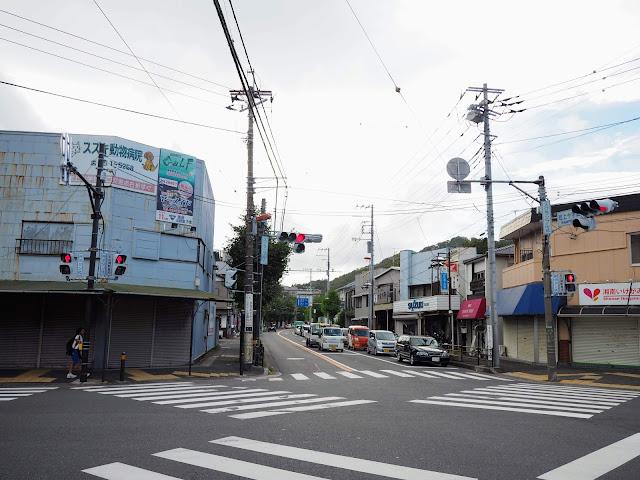 横須賀 池上十字路