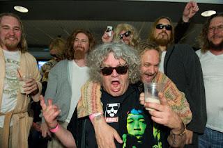 Jeff Dowd en el Lebowski Fest