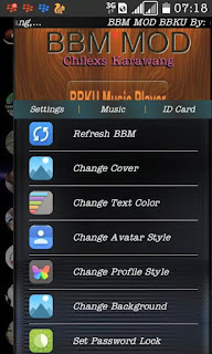 BBM Mod v3.3.1.24 BBKU Transparant - Not Clone