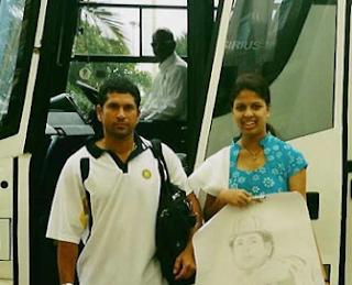 Sachin Tendulkar and Me