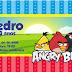 Convite Angry Birds GRÁTIS em Corel Draw